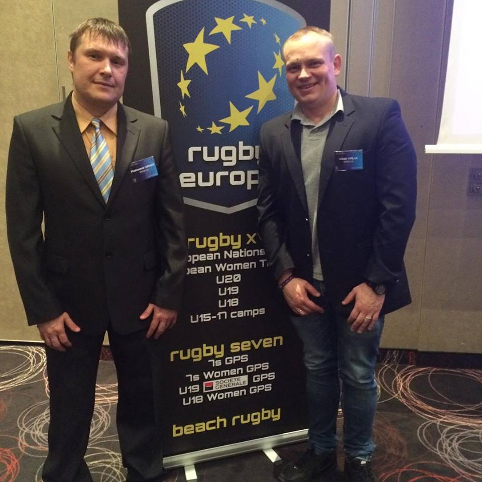 Варшава Rugby Europe