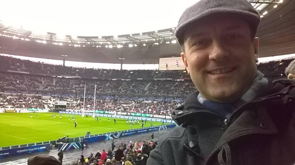 Матч Франция - Ирландия